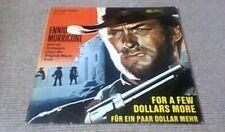 ENNIO MORRICONE A FISTFUL OF DOLLARS 1st GER RCA LP 1968 SERGIO LEONE SPAGHETTI