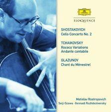 Mstislav Rostropovic - Shostakovich: Cello Concerto 2 [New CD]