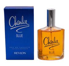 CHARLIE BLUE * Revlon Perfume for Women * eau de toilette * 3.4 oz * NEW IN BOX