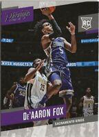 S5) 2017-18 Panini Prestige De'Aaron Fox RC Rookie Sacramento Kings