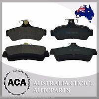 Premium Rear 1332 Brake Pads for Holden VT VU VX VY VZ WH WK WL Series