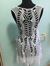 Luxx  designer dress size 10 .s/m .Beach cover