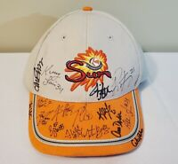 WNBA Basketball Connecticut Sun 2013 Team Signed Autograph Adjustable Hat Cap