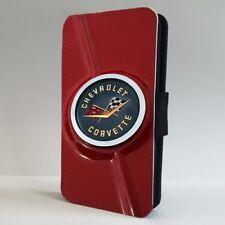 Chevrolet Corvette Muscle Car FLIP PHONE CASE COVER for IPHONE SAMSUNG