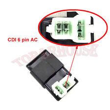 Unité CDI (AC) ouverte 6 Pin Pour Honda Helix CN250 Elite CH250 Scooter Moped