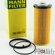 Man Filter HU720/3X Oil Filter BMW 3 Series 5er 325d 330d 530d 535d 7er X5