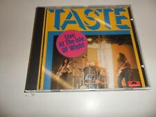 CD  Taste   – Live At The Isle Of Wight