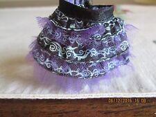 Monster High TWALA Purple ruffle TUTU skirt  ONLY 13 WISHES
