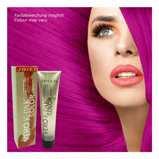 Joico Vero K-PAK - INRV Red Violet Intensifier Permanent Cream Hair Color - 74ml