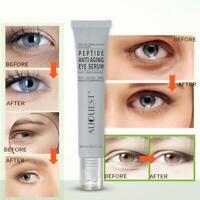 AuQuest EGF Peptide Eye Serum Cream Collagen Remove Wrinkles Fine Q0B1