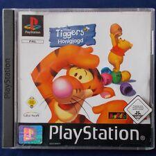 Winnie Puuh Tiggers Honigjagd Sony PlayStation 1 2000  eBay