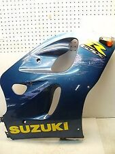 SUZUKI 97 GSXR 600 GSXR600 SRAD RIGHT SIDE FAIRING LOWER COWL BODY PLASTIC OEM