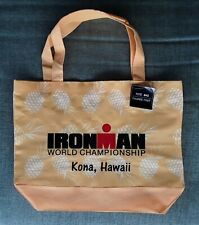 Ironman World Championship Triathlon Kona, Hawaii Yellow Pineapple Totebag