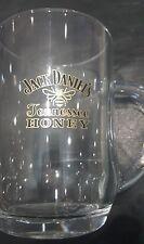 Jack Daniel's Honey Tankard Glass PUB/BAR/MANCAVE