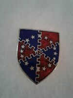 Authentic US Army 62nd Air Defense Artillery DI DUI Unit Crest Insignia NH
