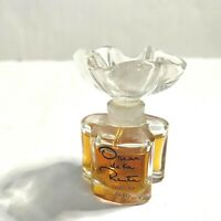 OSCAR De La Renta Parfum Miniature 0.5 oz 15 ml Perfume Splash 90% Full Vintage