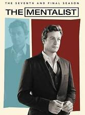 The Mentalist ~ 7th Seventh & FINAL Season 7 Seven ~ BRAND NEW 3-DISC DVD SET