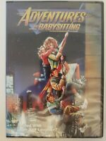 Adventures in Babysitting (DVD, 1999) new sealed dvd