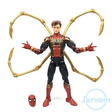 "1Marvel Legends 6"" Inch Target 2-Pack Iron Spider Spider-Man Loose Complete"