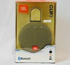 ORIGINAL BRAND NEW IN SEALED BOX JBL CLIP3 Bluetooth Speakers Sand