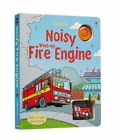 Noisy Wind-up Fire Engine by Sam Taplin, NEW Book, FREE & Fast Delivery, (Hardco