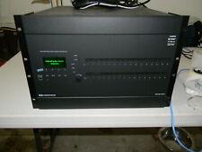 Crestron DM-MD16X16 16x16 DigitalMedia Switcher +2x DMC-DVI 7x DMC-C-DSP Modules