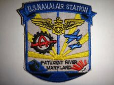 US Navy Patch NAVAL AIR STATION PATUXENT RIVER - Maryland
