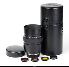 Leica R MR-Telyt-R 8/500mm 11243  With Casse Filter  Cap Mint