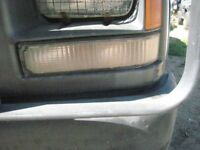 Driver Corner/Park Light Fits 88-02 CHEVROLET 3500 PICKUP 59032