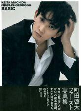 Keita Machida First Photo Book BASIC w/ DVD Cherry Magic! Boys Love EXILE