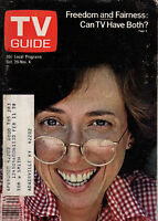1977 TV Guide October 29 - Eight is Enough; Beverly Archer; Three's Company