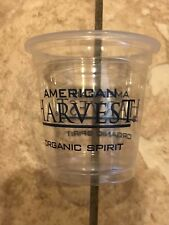 50 American Harvest Vodka 3 oz Plastic Shot Cups