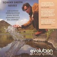 cd The Tommy Smith Evolution