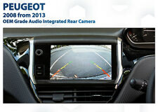 Peugeot 2008 Allure Active OEM Grade Reverse Rear Camera Retrofit Upgrade Kit
