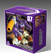 Hot BOXED Galvatron MF-07 DX9 STYLE OVERSIZED In stock MISB