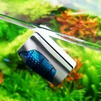 1* Aquarium Fish Tank Floating Magnetic Glass Windows Cleaner Algae Brush G8B5