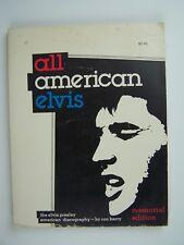 All American Elvis: The Elvis Presley Discography Memorial Edition