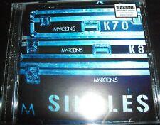 Maroon 5 Singles (Australia) Very Best Of Greatest Hits CD - Like New