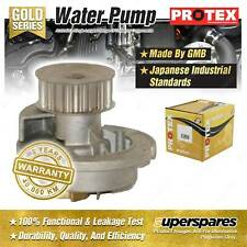 Protex Gold Water Pump for Holden Astra TS AH Barina Combo Tigra XC 1998-2018