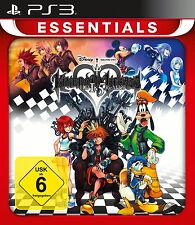 Play Station 3 Spiel PS3 Disney Kingdom Hearts 1.5 Remix mit Anleitung