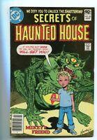 Secrets of Haunted House 26 Fine+ DC Comics CBX1B
