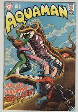 Aquaman #47 October 1969 FN