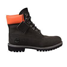 Timberland 6 Inch Premium Waterproof Men's Boots Dark Grey TB0A1PBM