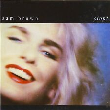 CD - Sam Brown - Stop! - #A3326