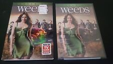 (6A) Weeds: Season Six (DVD, 2011, 3-Disc Set Brand New With Slip Cover Free S&H