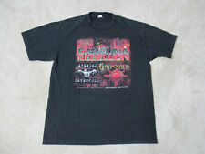 Godsmack Avenged Sevenfold Carolina Rebellion Concert Shirt Adult Large Band Men