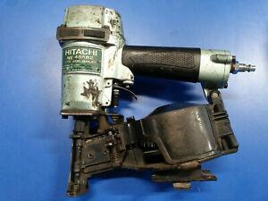 Hitachi NV45AB2 Coil Roofing Nailer Nail Gun