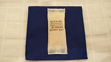 12 x 25 gram SILICA GEL SACHET ORANGE SELF-INDICATING