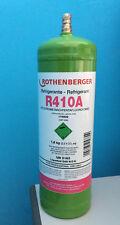 ROTHENBERGER BOMBOLA DA 2kg DI GAS REFRIGERANTE R410A ( peso netto 1,6kg )