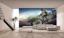 Sport. Mountain Bike Wall Mural Photo Wallpaper GIANT DECOR Paper Poster